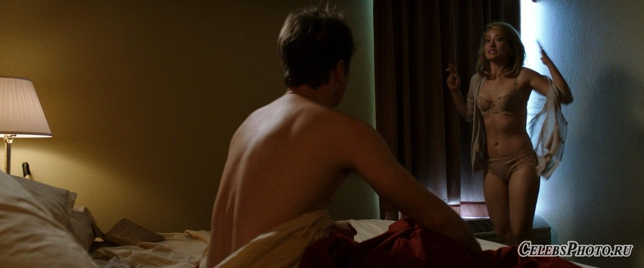 Olivia dunham nude