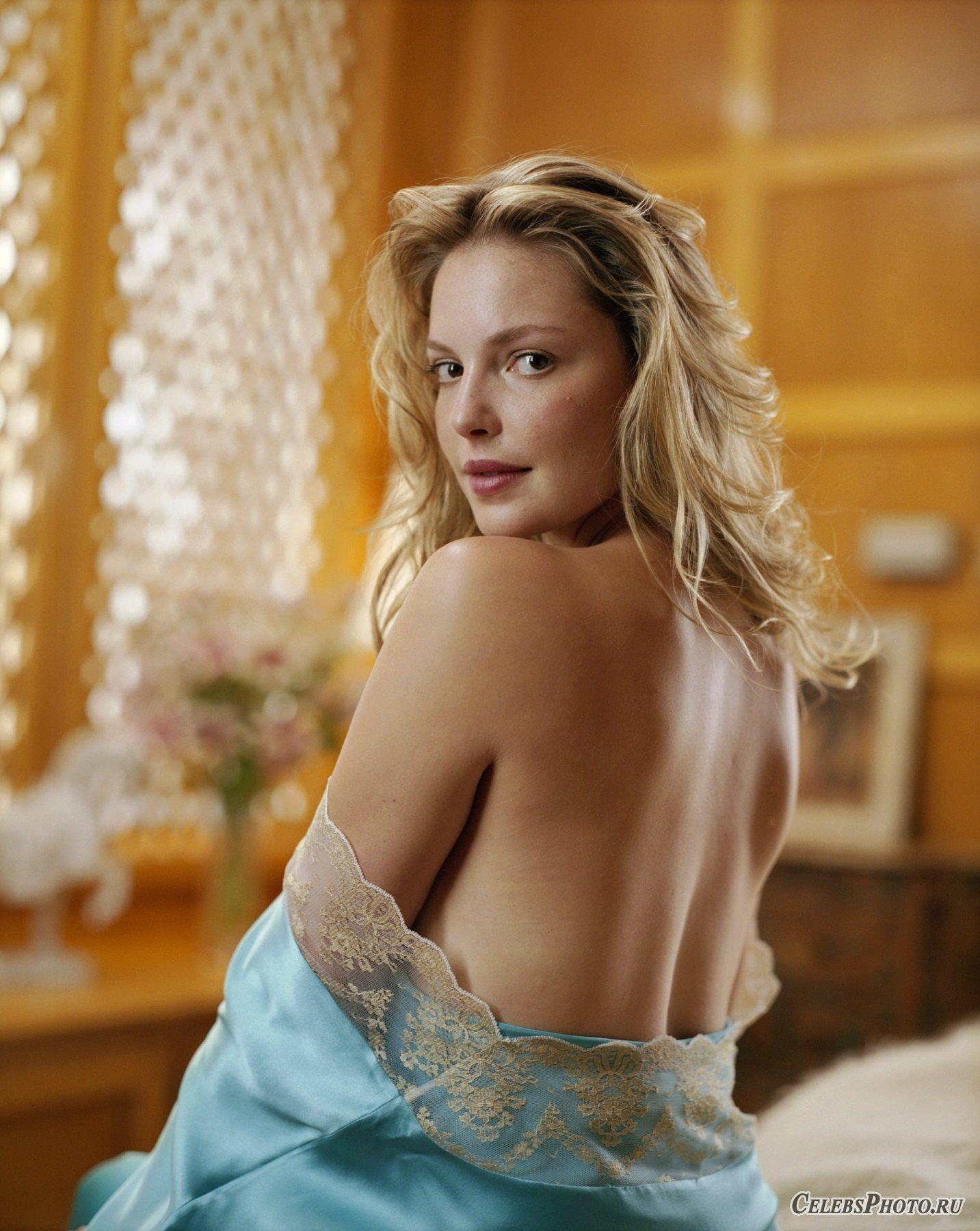Katherine heigl topless maxim magazine cover nude photo shoot