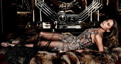 Для журнала Vanity Fair – Алисия Викандер