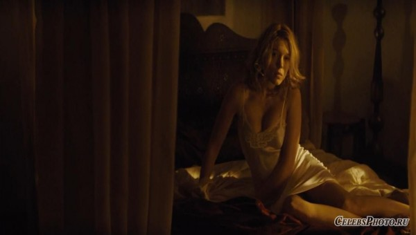 007: СПЕКТР – Леа Сейду