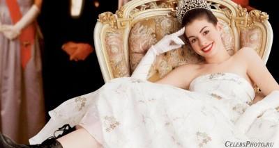 Дневники принцессы 2: Как стать королевой – Энн Хэтэуэй