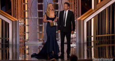 Церемония вручения премии «Золотой глобус» – Кэтрин Хайгл