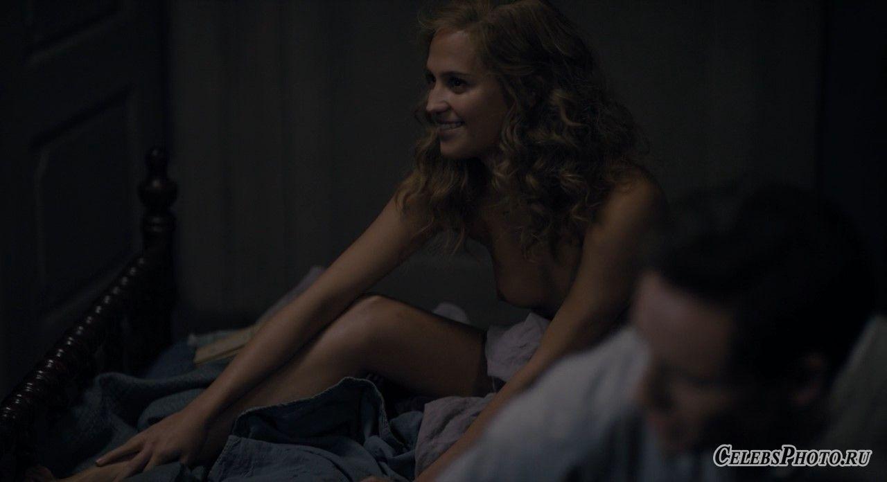Девушка из Дании – Алисия Викандер