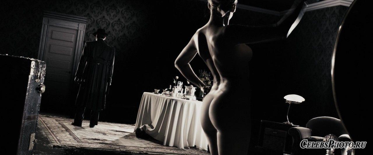 Мститель – Ева Мендес