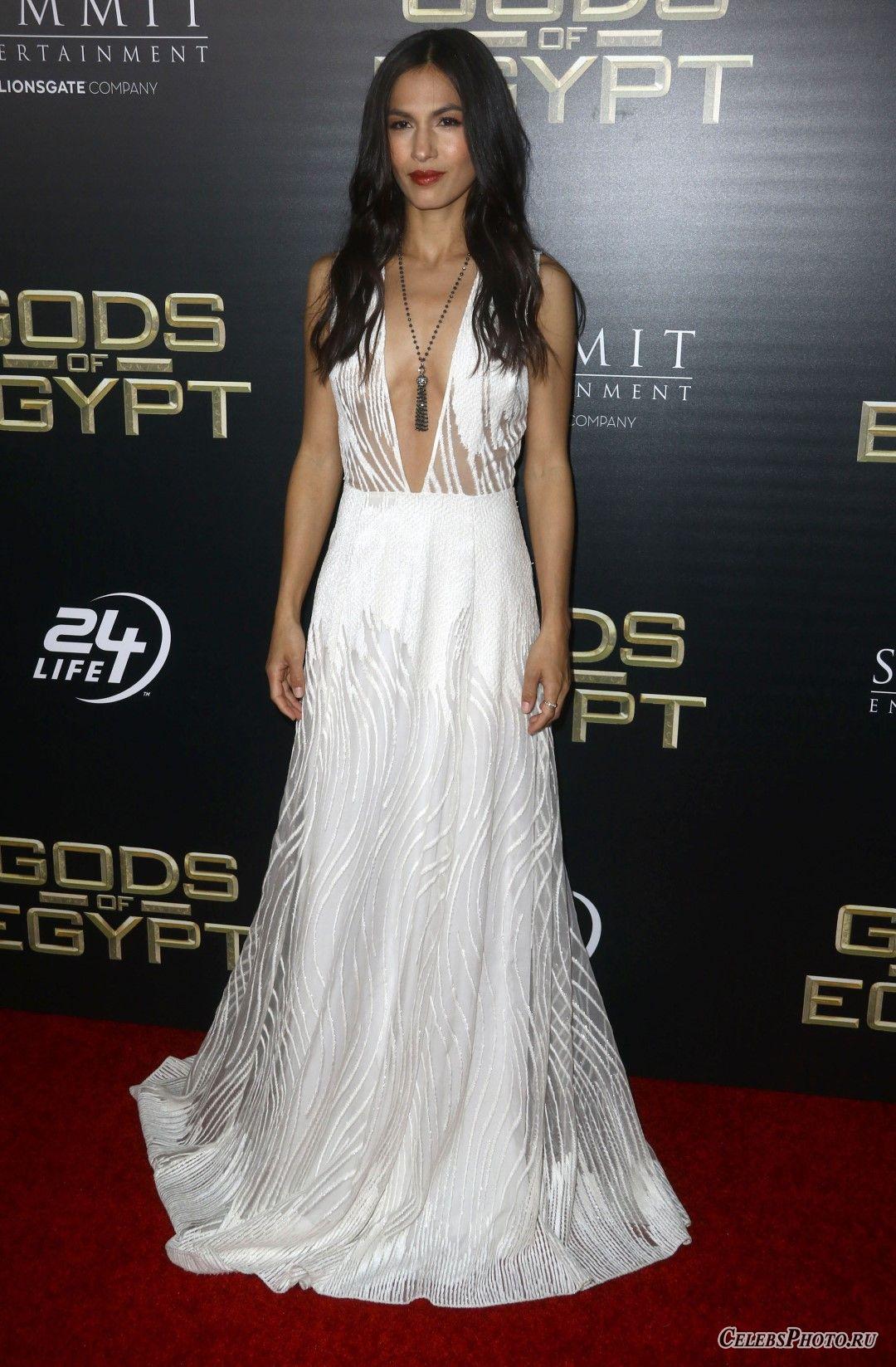 Боги Египта - премьера в Нью-Йорке – Элоди Юнг