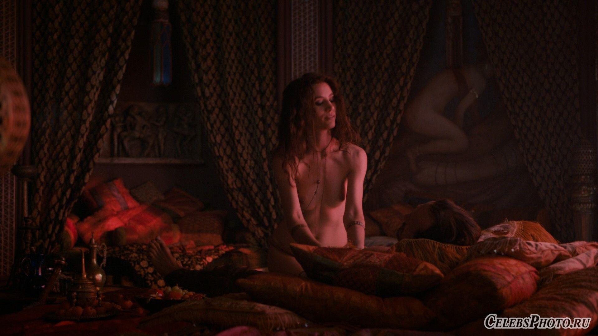 Игра престолов – Элиза Ласовски