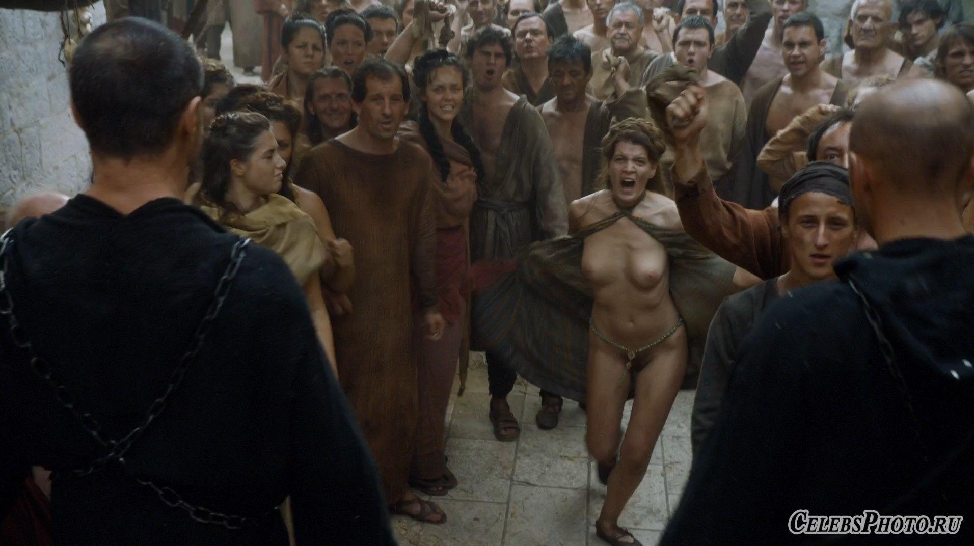 Игра престолов – Кирсти Николлс