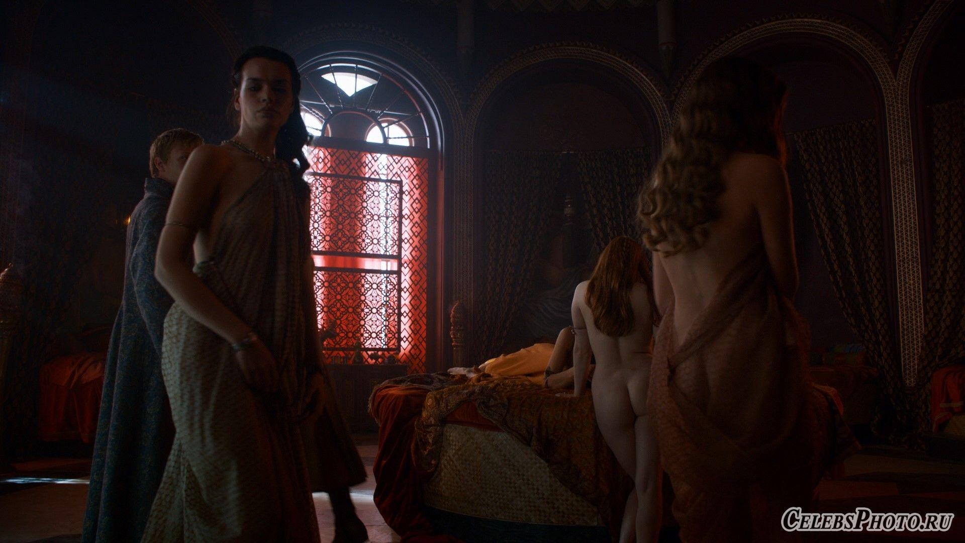 Игра престолов – Кристен Гиллеспи