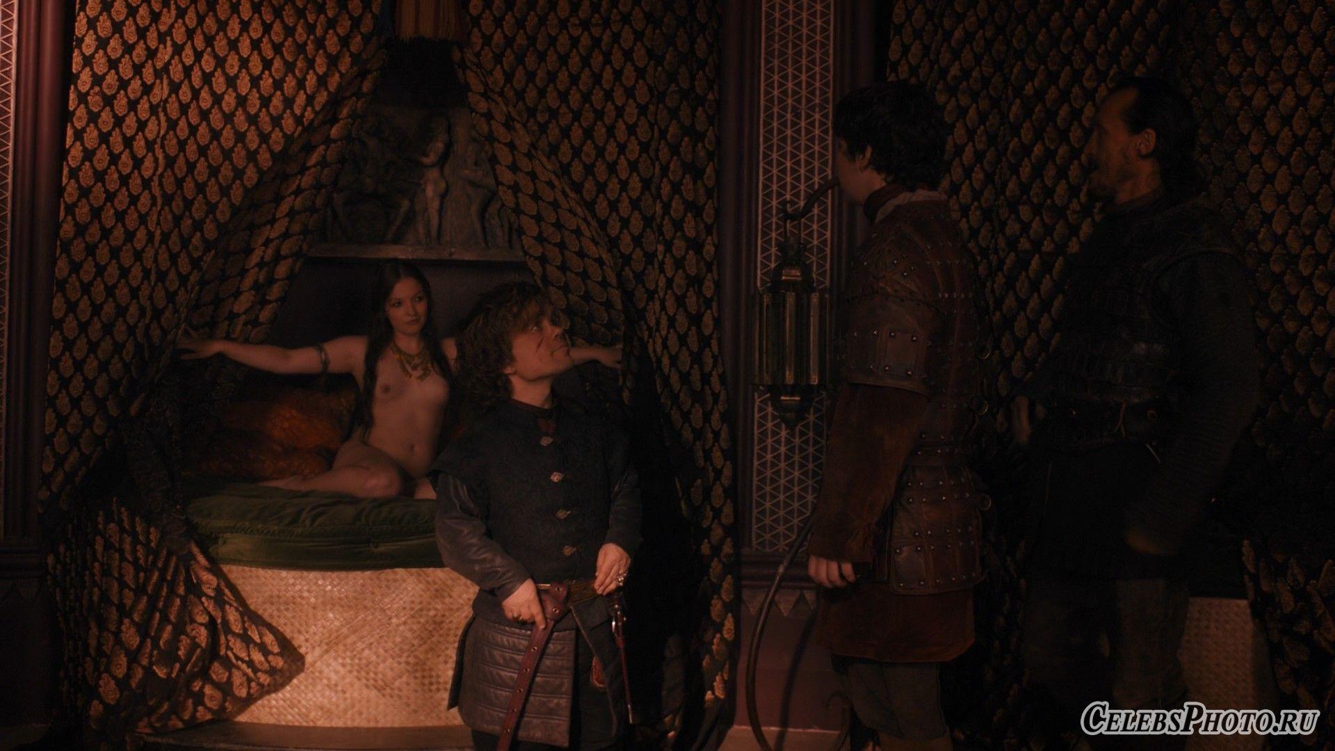Игра престолов – Кайли Харрис