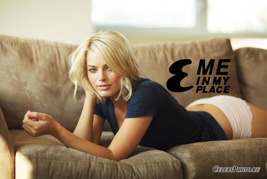 Esquire Me in My Place – Марго Робби