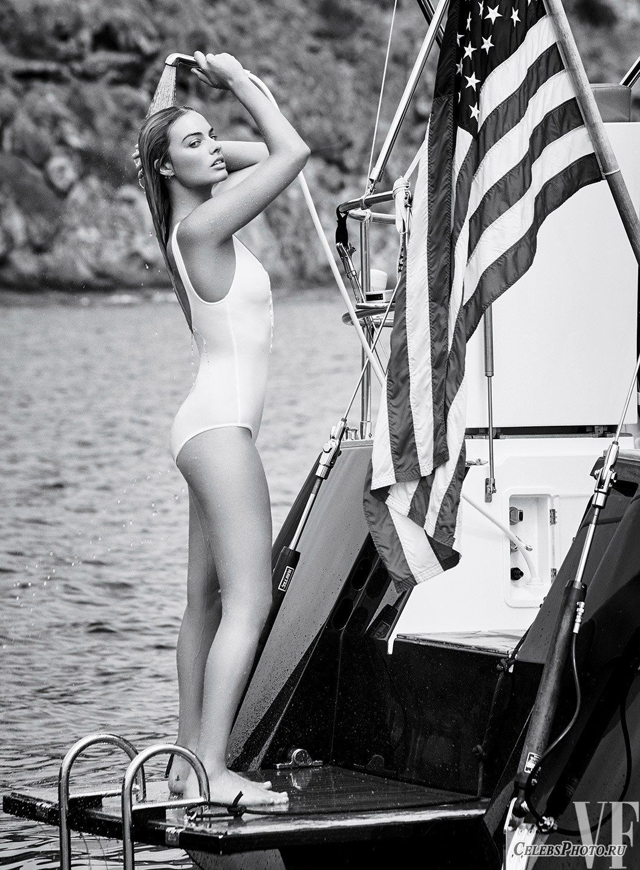 Для журнала Vanity Fair – Марго Робби
