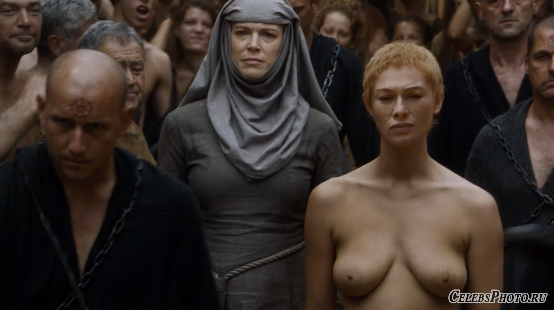 Игра престолов – Ребекка Ван Клив