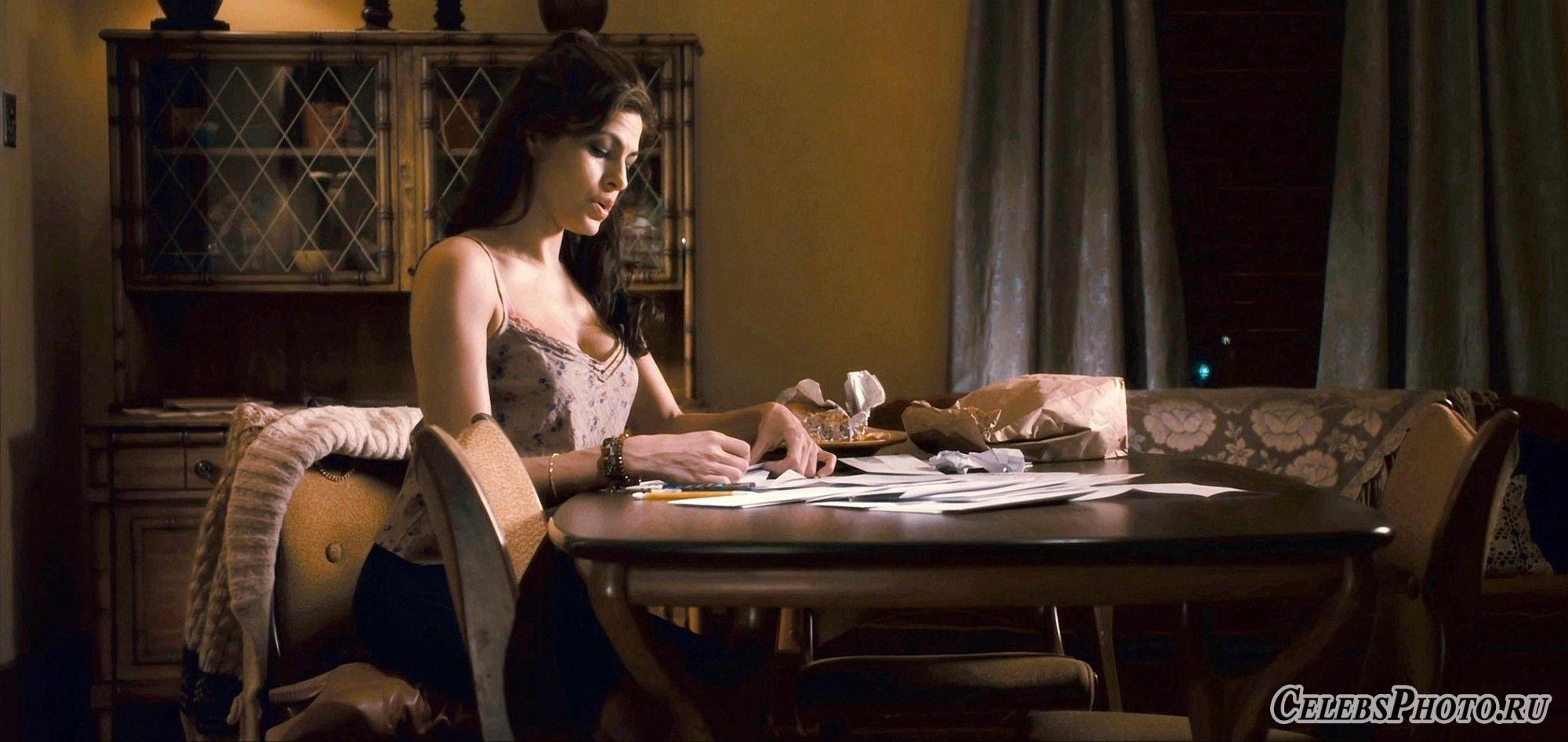 Трудный возраст – Ева Мендес