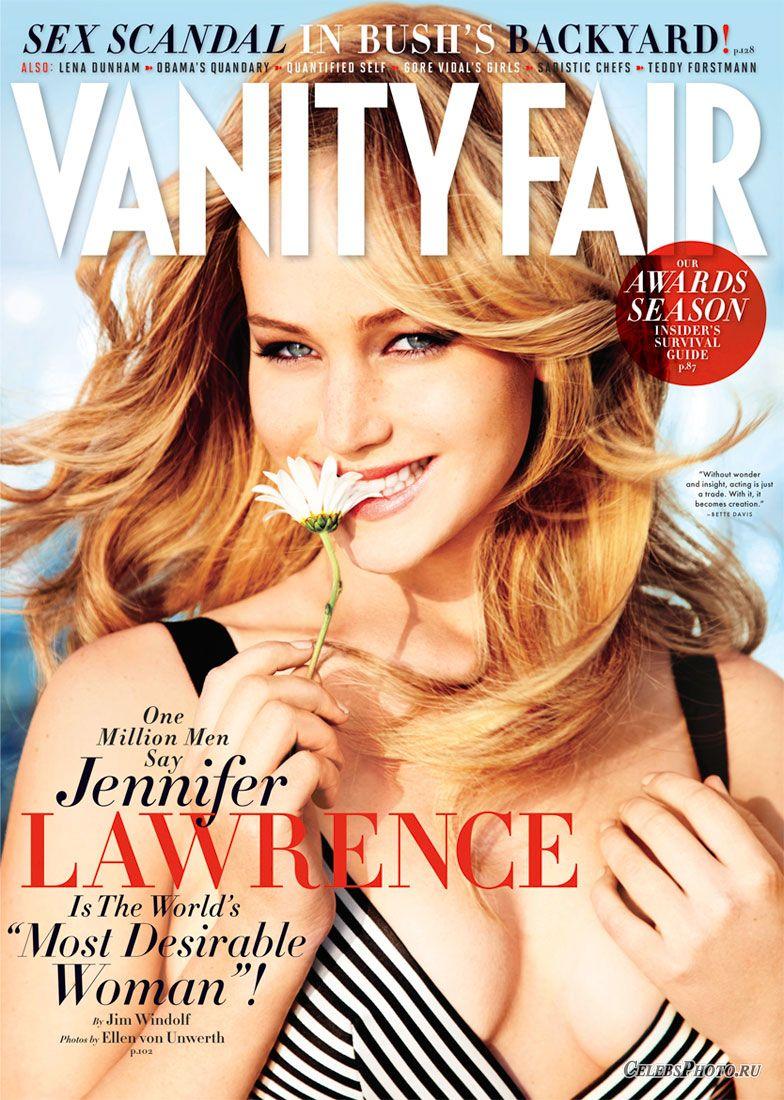 Vanity Fair – Дженнифер Лоуренс