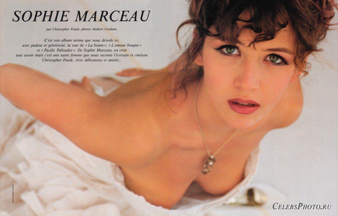 Софи марсо фото эротика